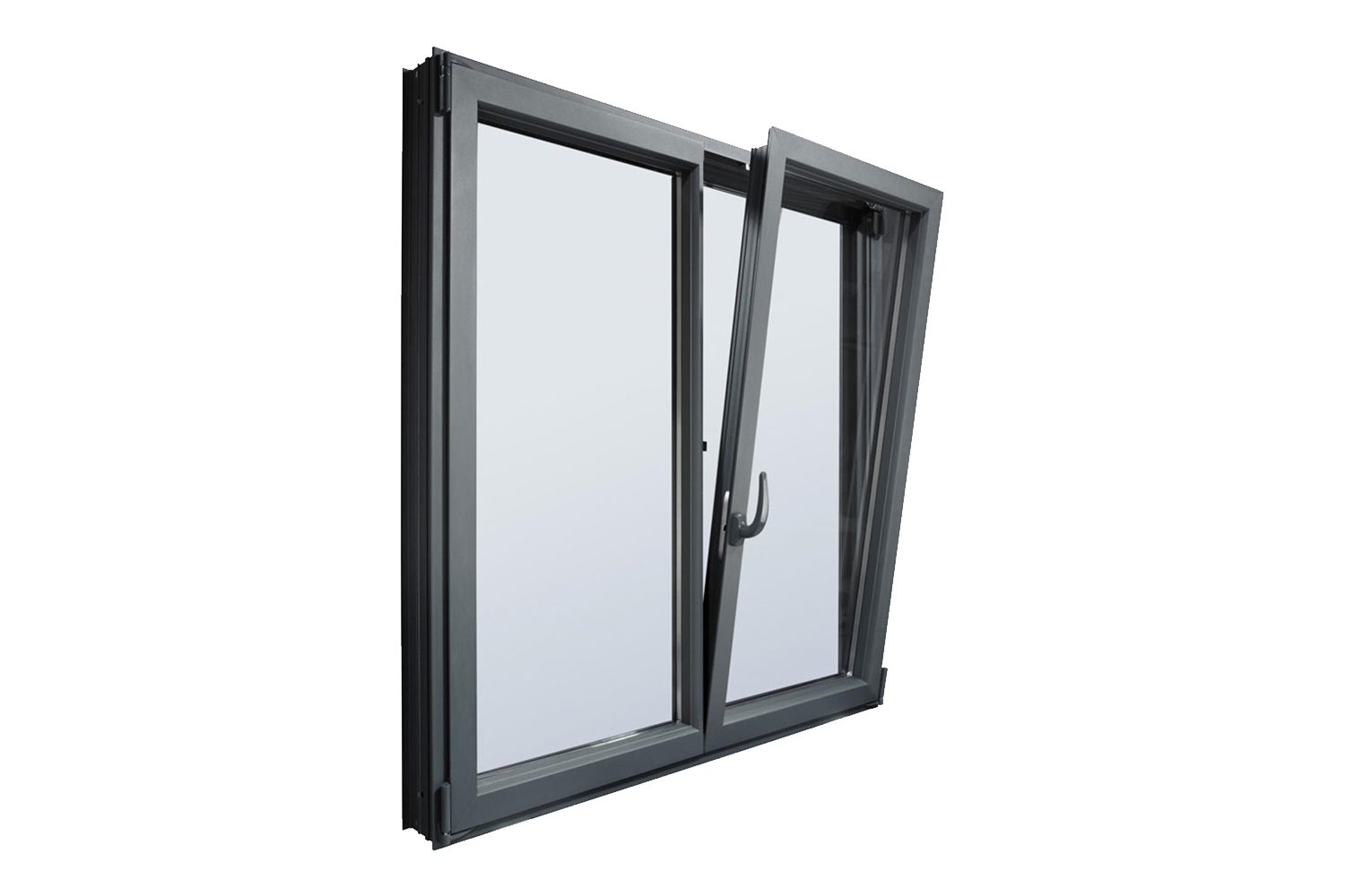 Double glazed aluminium windows trade windows suffolk for Largeur fenetre