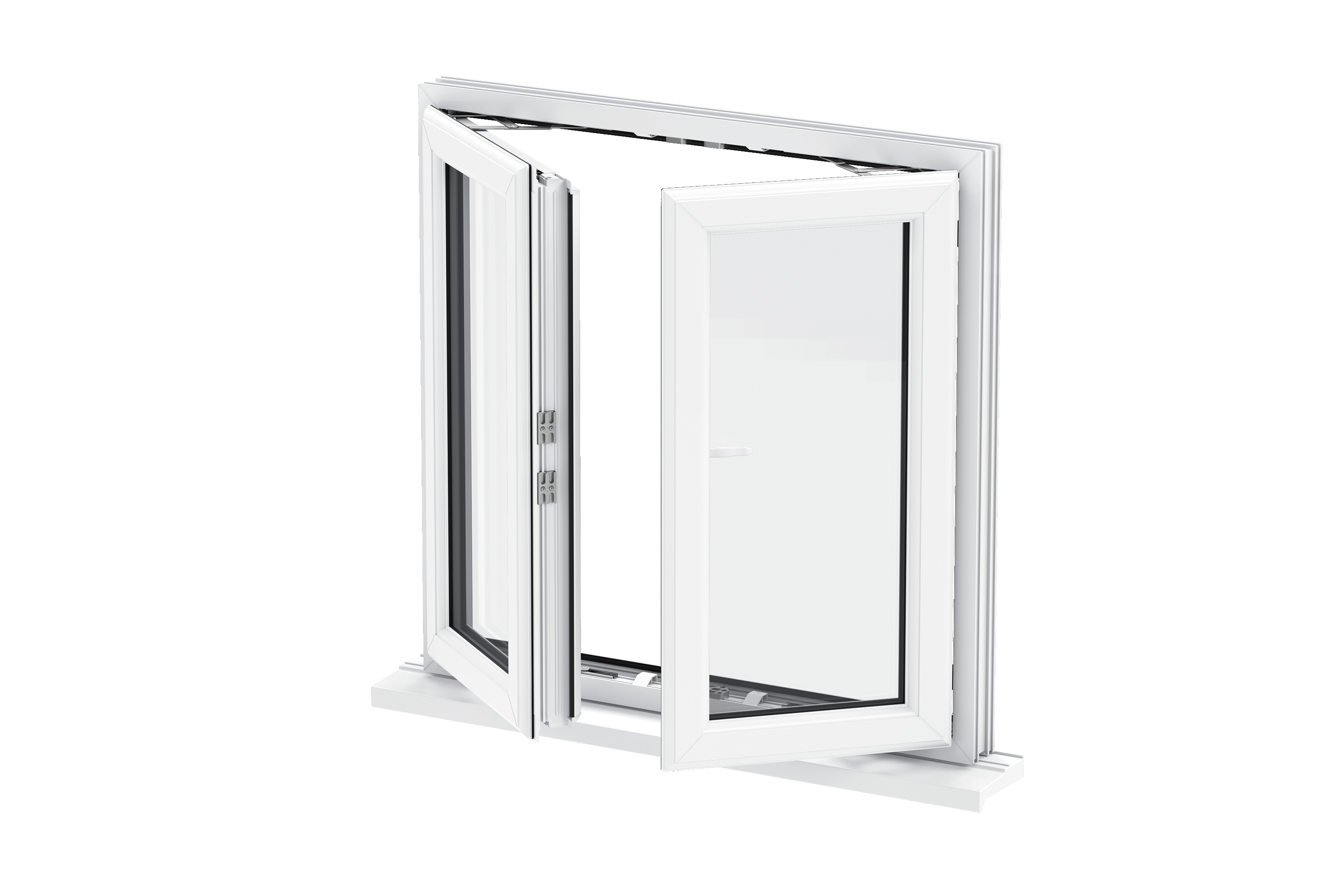 Liniar French Casement Windows Trade Upvc East Anglia