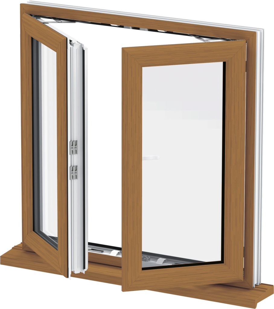 Liniar french casement windows trade upvc east anglia for Casement windows online