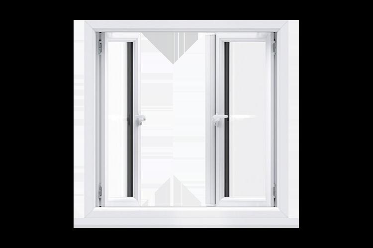 Rehau French Casement Windows Trade Upvc Windows Suffolk