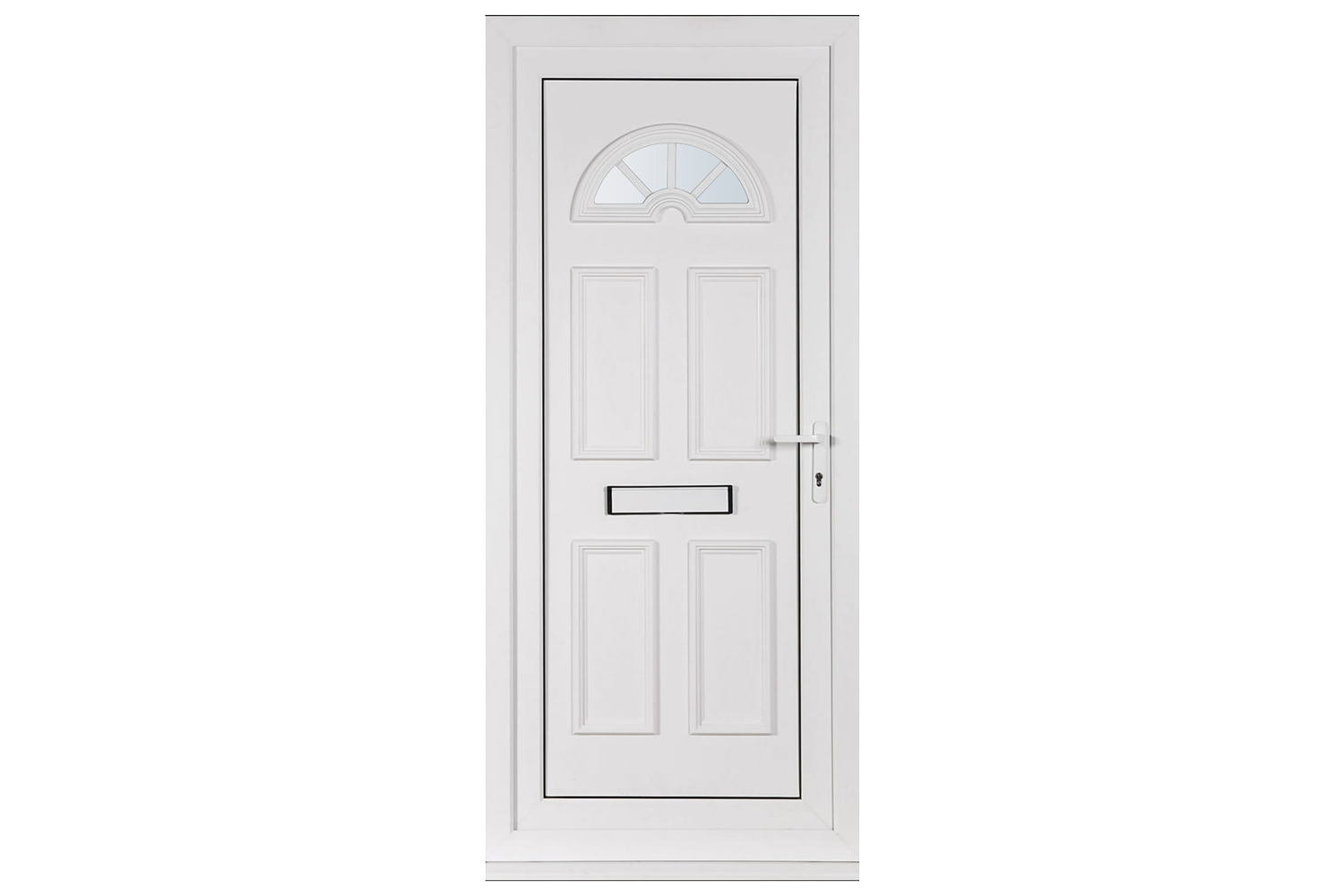 Halo UPVC Front Door