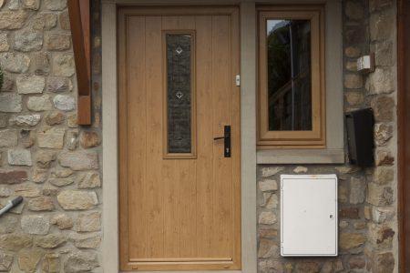 Supplier of Solidor Composite Doors
