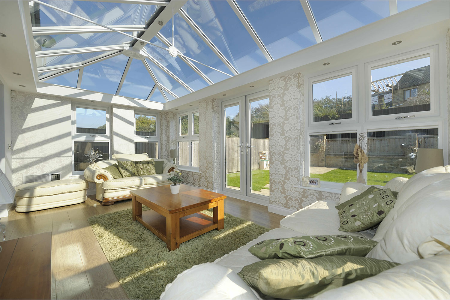 Replacement Conservatory Roofs, Bury St Edmunds