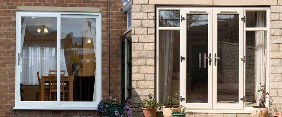 Patio Doors vs French Doors - Difference Between Patio Doors and French Doors