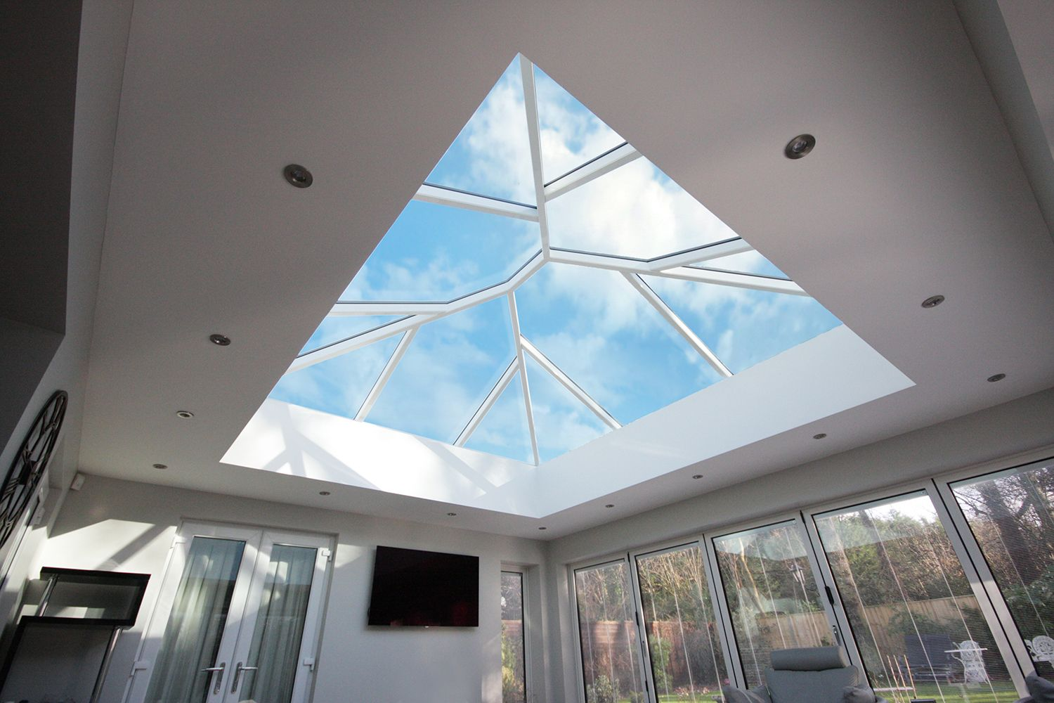 korniche roof lanterns east anglia