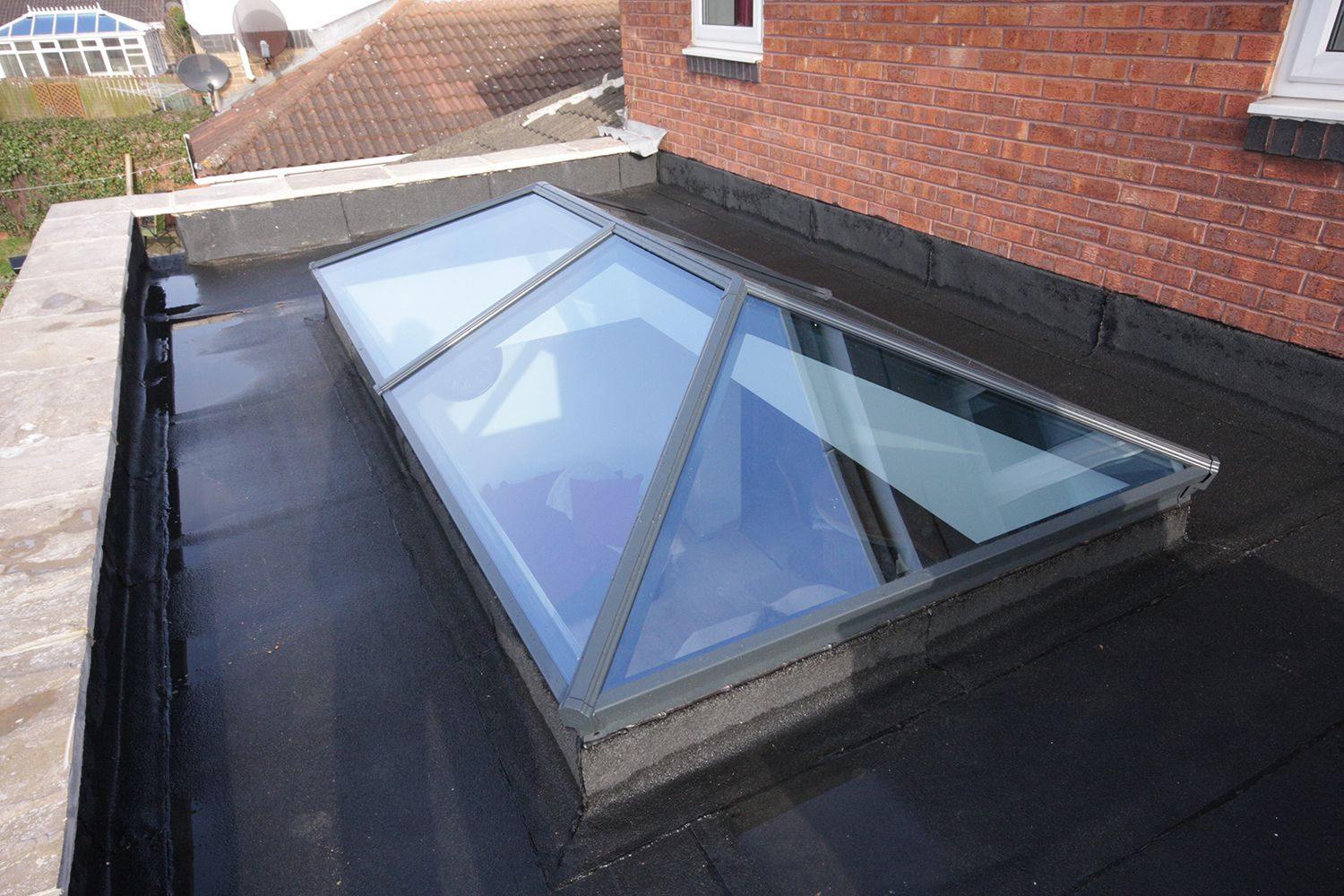 korniche roof lanterns trade east anglia