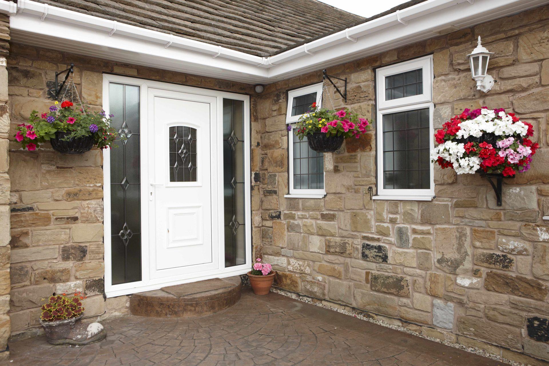Rehau uPVC Doors East Anglia