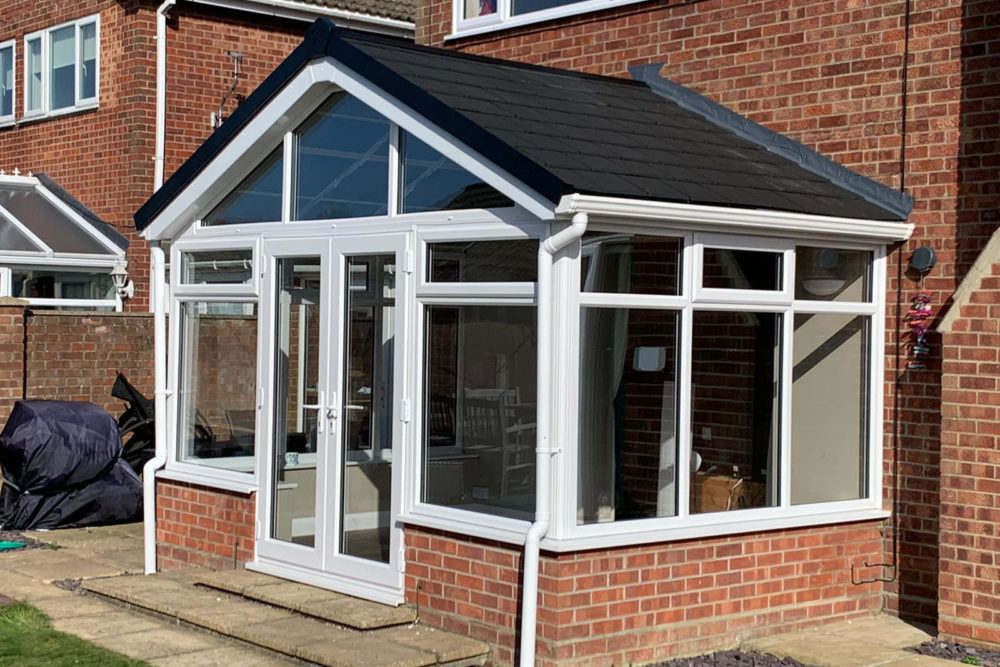 Lowestoft Gable Conservatory