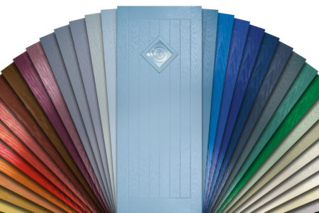 Residor Composite Door Colours East Anglia